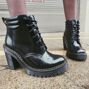 Dr doc martens Persephone boots US women's